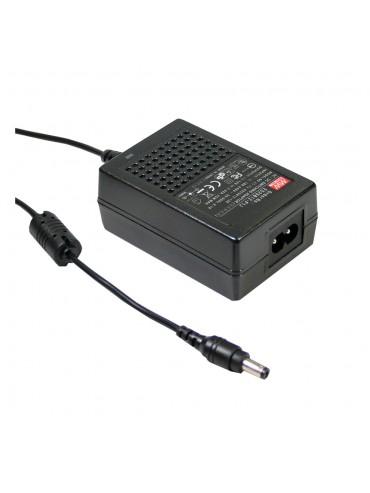 GS18B48-P1J Zasilacz desktop 18W 48V 0.375A