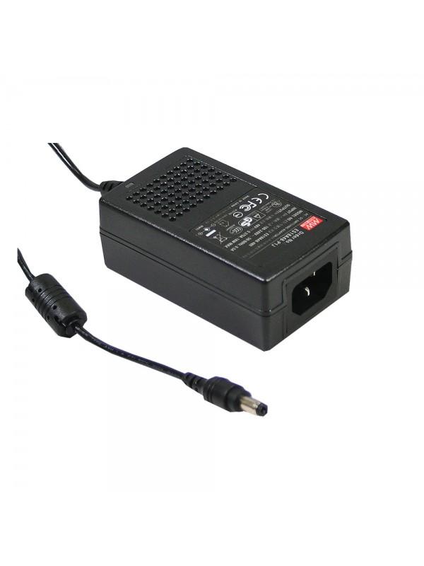 GS25A48-P1J Zasilacz desktop 25W 48V 0.52A