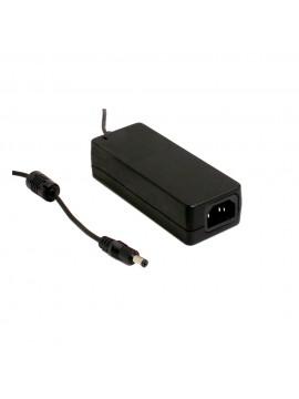GSM40A05-P1J Zasilacz desktop 25W 5V 5A