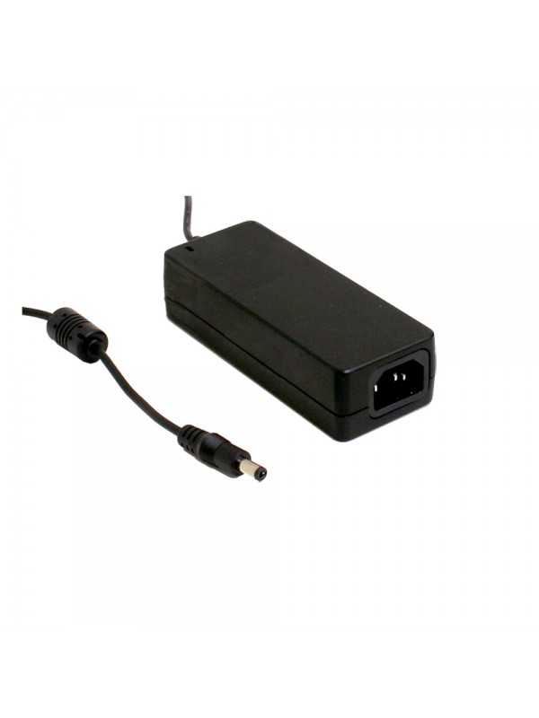 GSM60A24-P1J Zasilacz desktop 60W 24V 2.5A