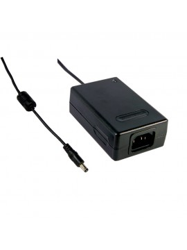 MES30A-8P1J Zasilacz desktop 30W 48V 0.62A