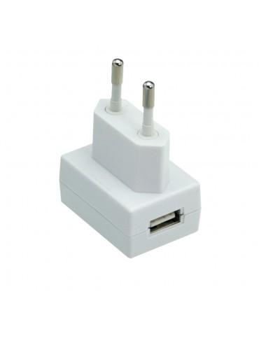 GS05E-USB Zasilacz wtyczkowy EU 5W 5V 1A