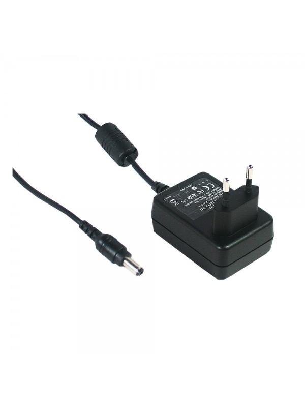 GS12E09-P1I Zasilacz wtyczkowy EU 12W 9V 1.33A