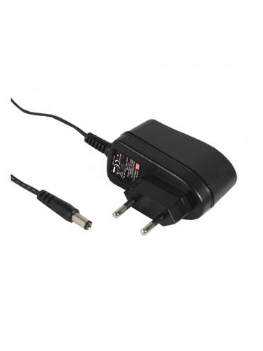 GSM06E12-P1J Zasilacz wtyczkowy EU 6W 12V 0.5A