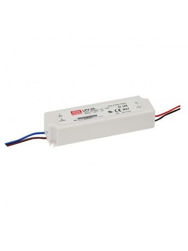 LPV-35-5 Zasilacz LED 35W 5V 5A