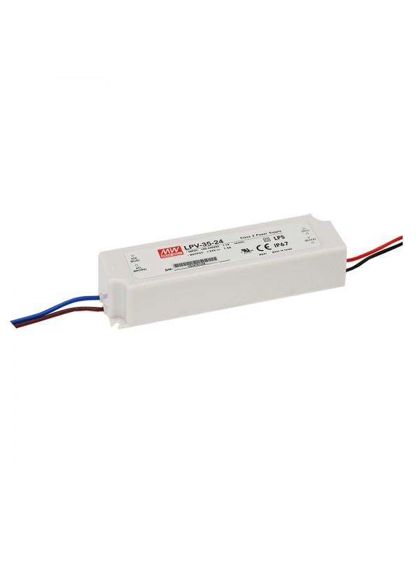 LPV-35-24 Zasilacz LED 35W 24 1.5A