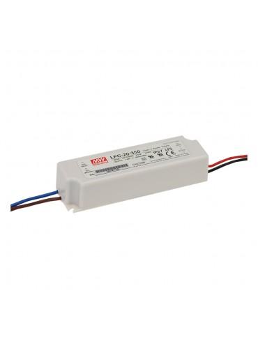 LPC-20-700 Zasilacz LED 20W 3~30V 0.7A