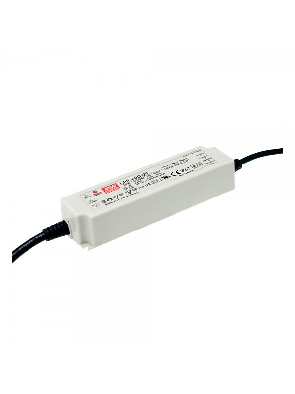 LPF-40D-24 Zasilacz LED 40W 24V 1.67A