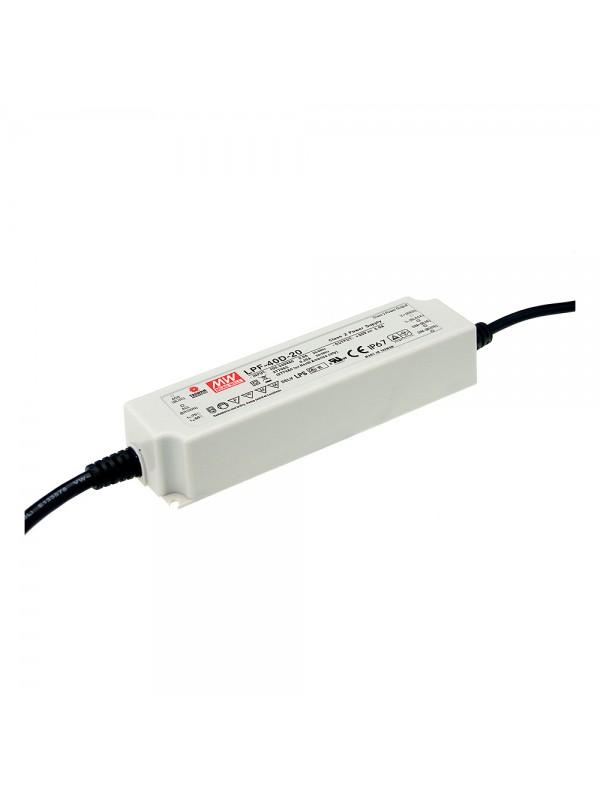 LPF-40D-36 Zasilacz LED 40W 36V 1.12A
