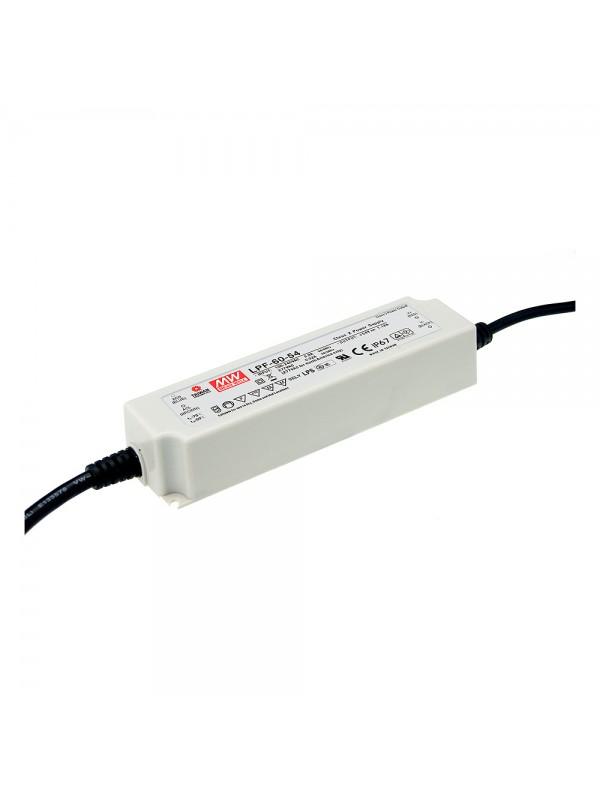 LPF-60-42 Zasilacz LED 60W 42V 1.43A