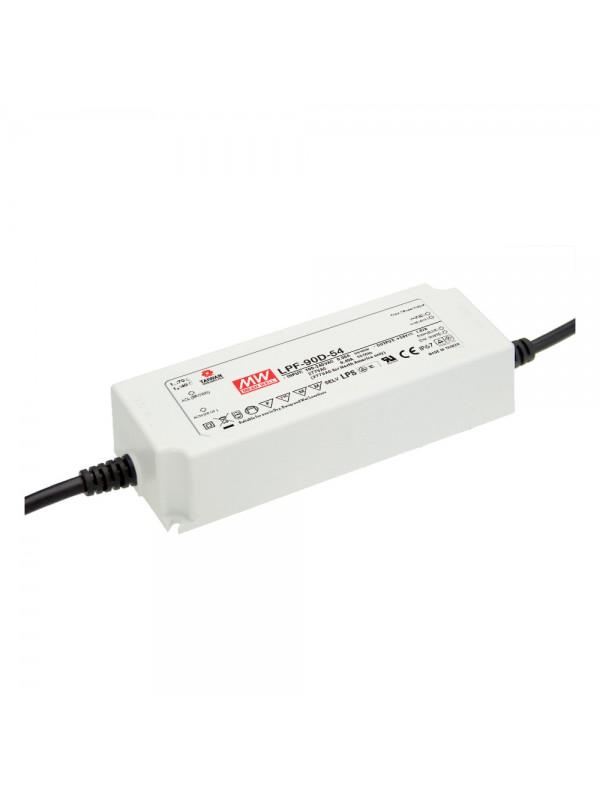 LPF-90D-15 Zasilacz LED 90W 15V 5A