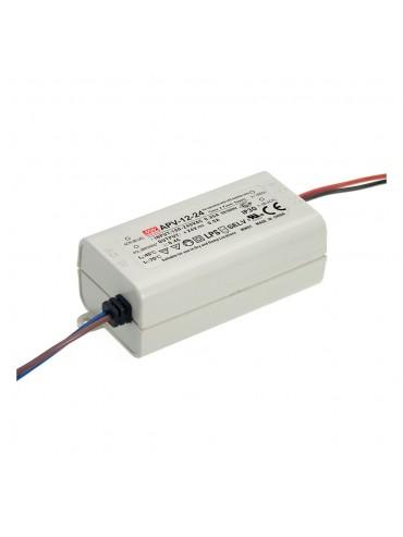 APV-12-24 Zasilacz LED 12W 24V 0.5A