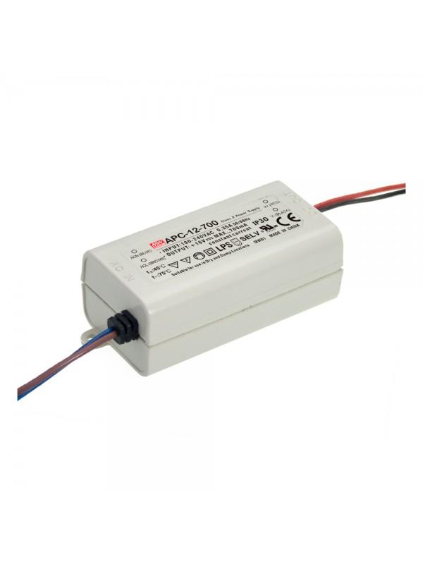 APC-12-350 Zasilacz LED 12W 9~36V 0.35A
