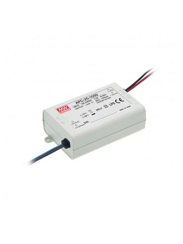 APC-25-700 Zasilacz LED 25W 11~36V 0.7A