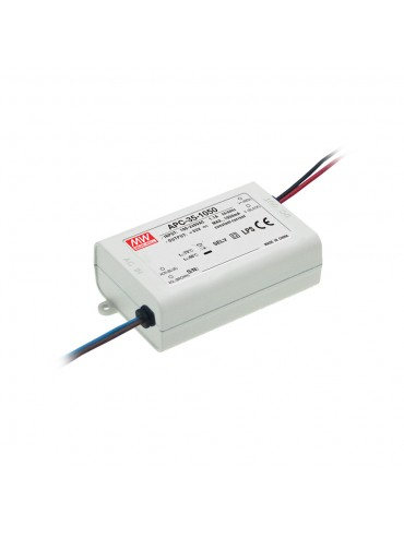 APC-35-350 Zasilacz LED 35W 28~100V 0.35A
