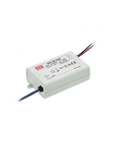 APC-35-500 Zasilacz LED 35W 25~70V 0.5A