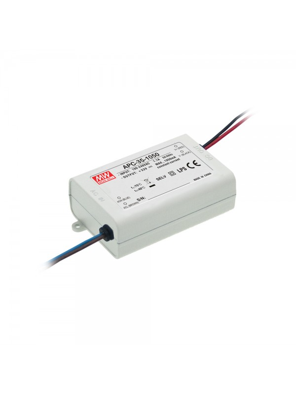 APC-35-700 Zasilacz LED 35W 15~50V 0.7A