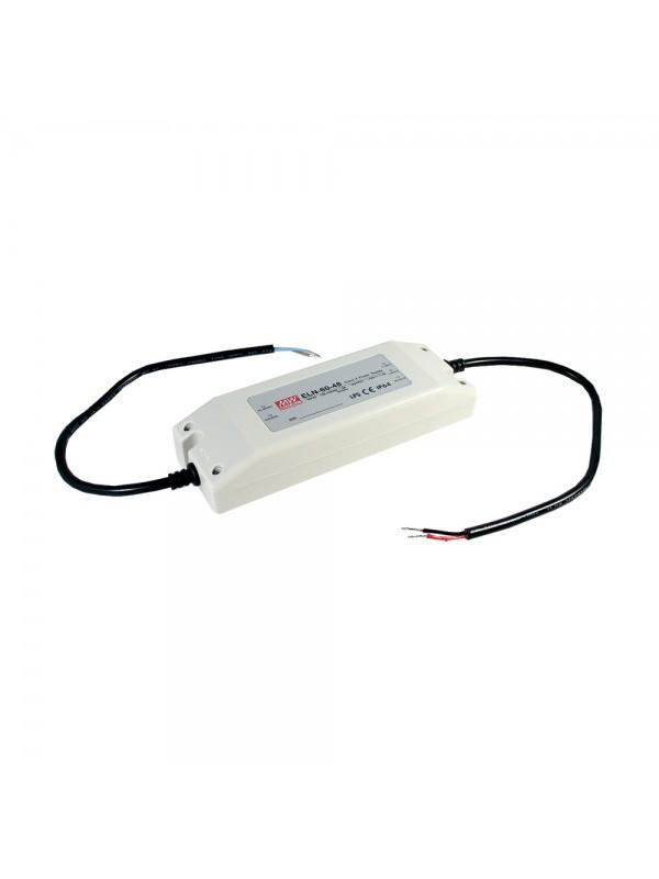 ELN-60-9D Zasilacz LED 60W 9V 5A