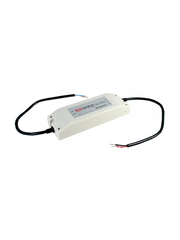 ELN-60-12D Zasilacz LED 60W 12V 5A