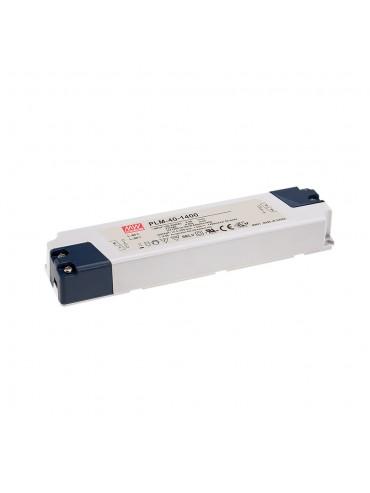 PLM-40-500 Zasilacz LED 40W 40~80V 0.5A