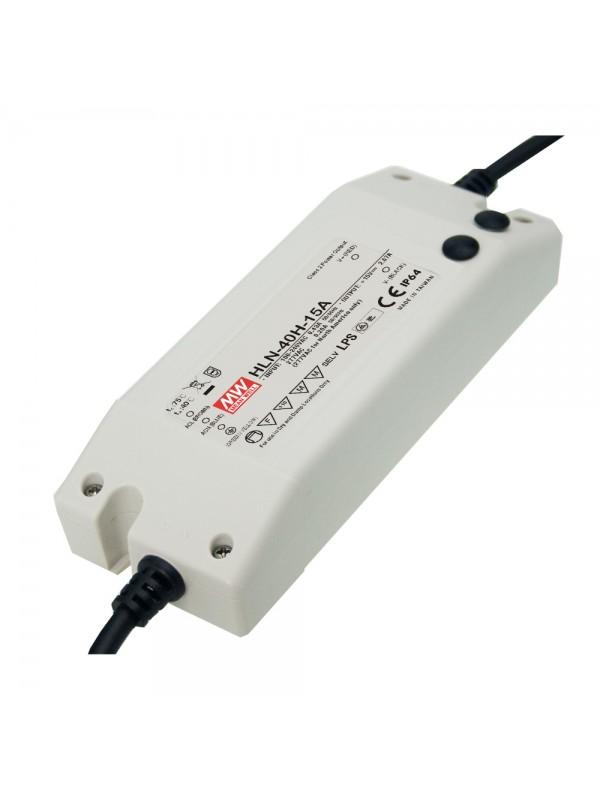 HLN-40H-36A Zasilacz LED 40W 36V 1.12A