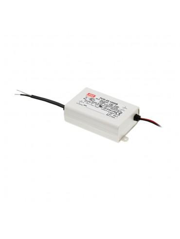 PCD-25-350A Zasilacz LED 25W 40-58V 0.35A