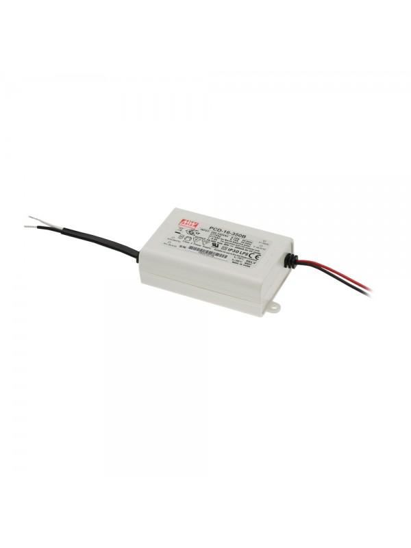 PCD-16-350B Zasilacz LED 16W 24-48V 0.35A