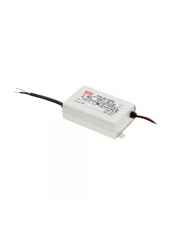 PCD-25-350B Zasilacz LED 25W 40-58V 0.35A