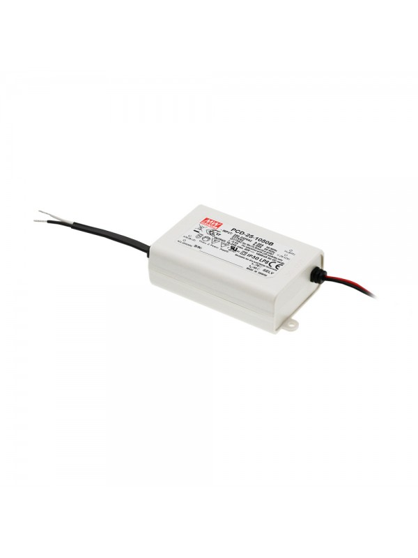PCD-25-1050B Zasilacz LED 25W 16~24V 1.05A