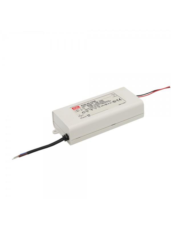 PCD-40-700B Zasilacz LED 40W 34~57V 0.7A