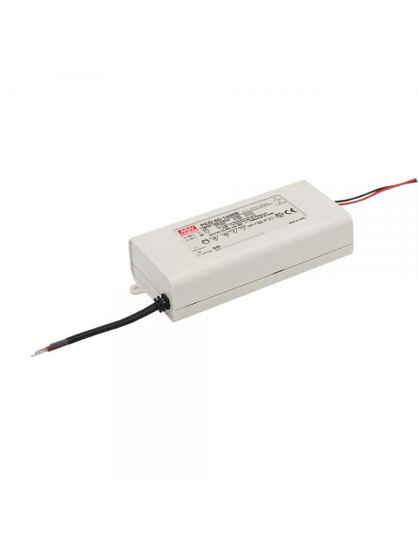 PCD-60-700B Zasilacz LED 60W 50~86V 0.7A