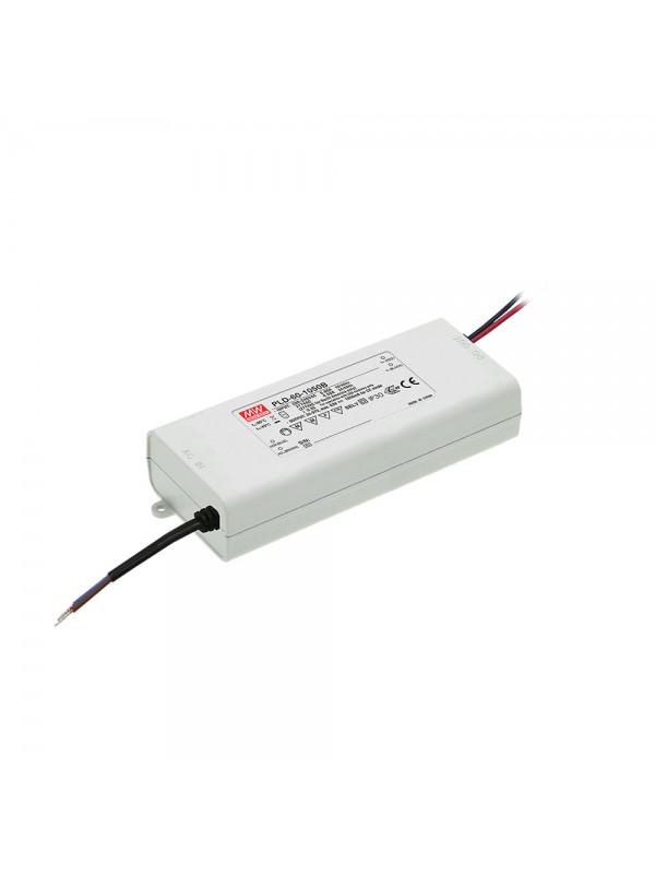 PLD-60-1050B Zasilacz LED 60W 34~57V 1.05A