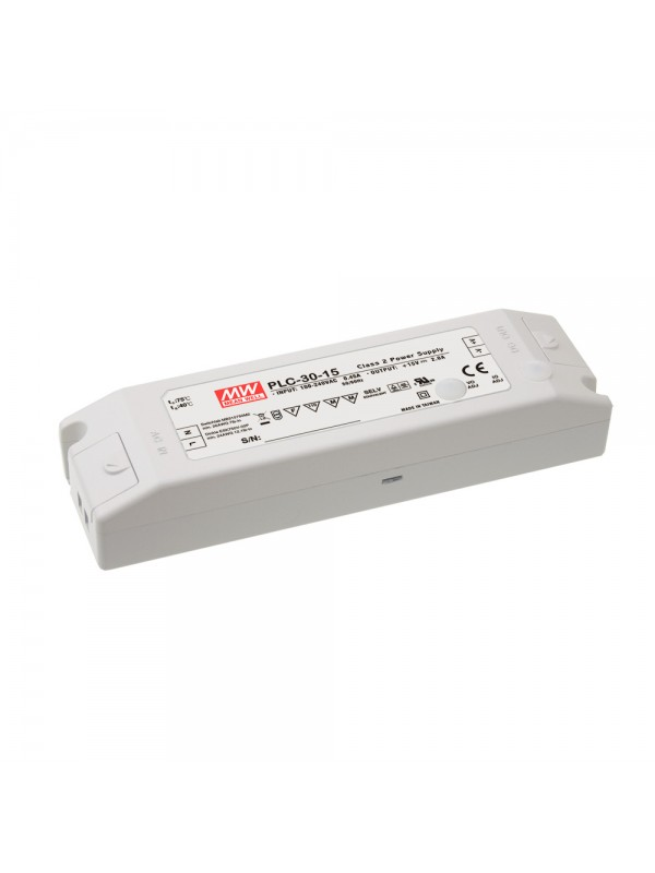 PLC-30-24 Zasilacz LED 30W 24V 1.25A