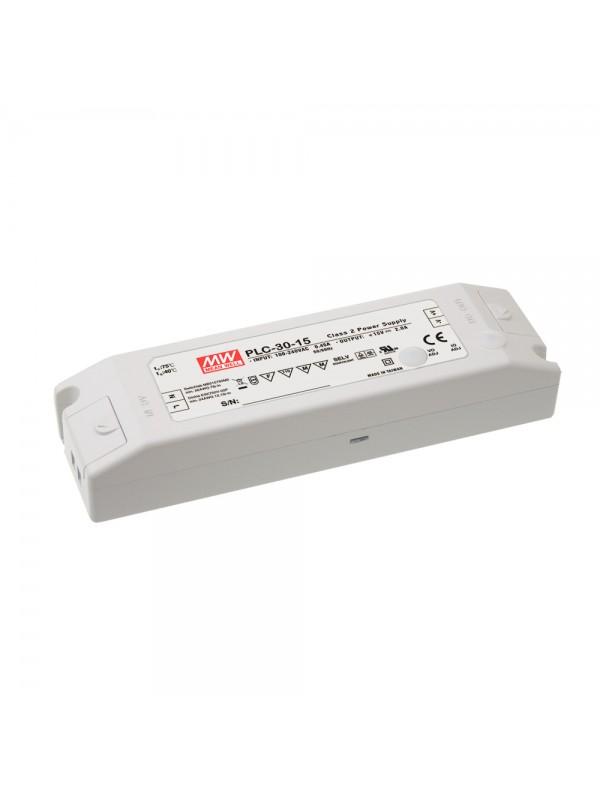 PLC-30-27 Zasilacz LED 30W 27V 1.12A