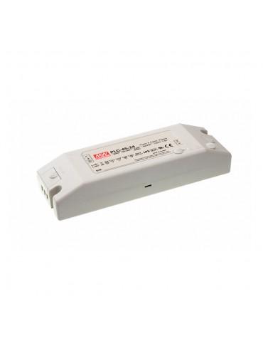 PLC-45-27 Zasilacz LED 45W 27V 1.7A