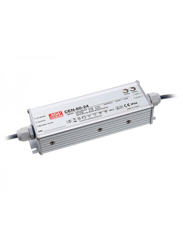 CEN-60-12 Zasilacz LED 60W 12V 5A