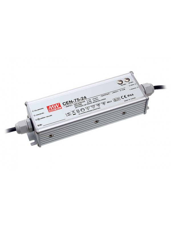 CEN-75-20 Zasilacz LED 75W 20V 3.75A