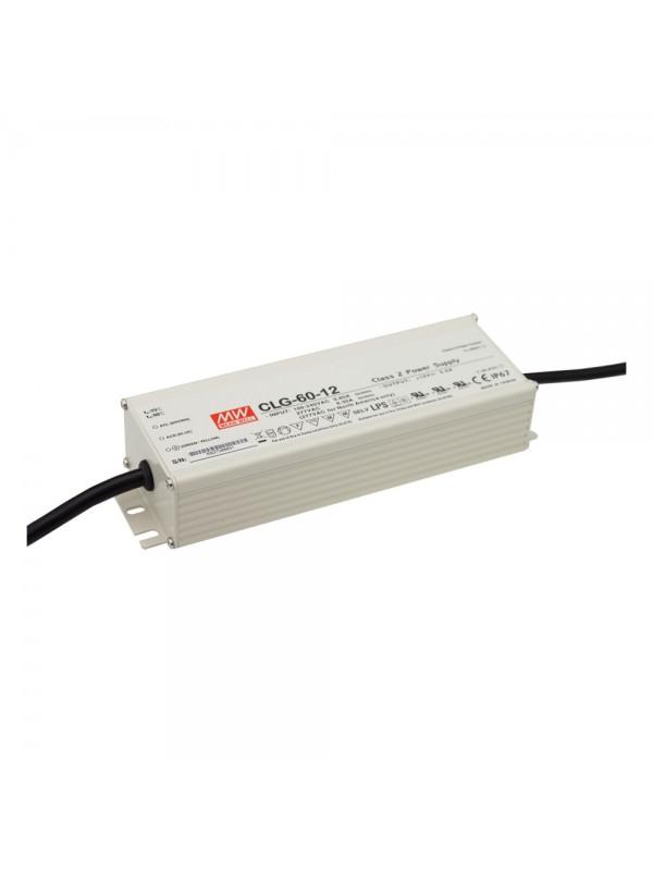 CLG-60-24 Zasilacz LED 60W 24V 2.5A
