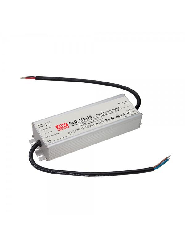 CLG-100-20 Zasilacz LED 96W 20V 4.8A
