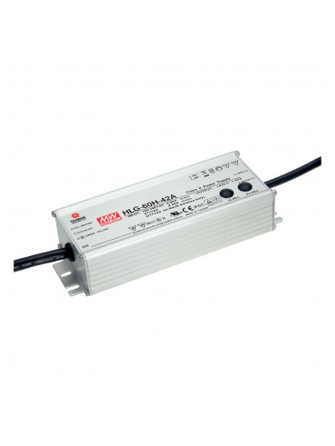 HLG-60H-54 Zasilacz LED 60W 54V 1.15A