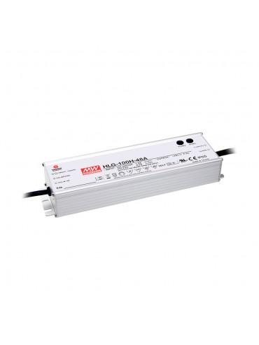 HLG-100H-42A Zasilacz LED 100W 42V 2.28A