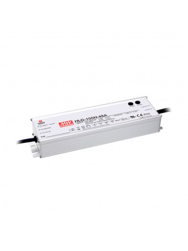 HLG-100H-54A Zasilacz LED 100W 54V 1.77A