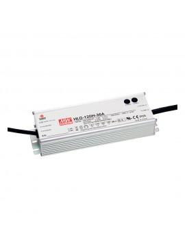 HLG-120H-C700A Zasilacz LED 150W 107~215V 0.7A