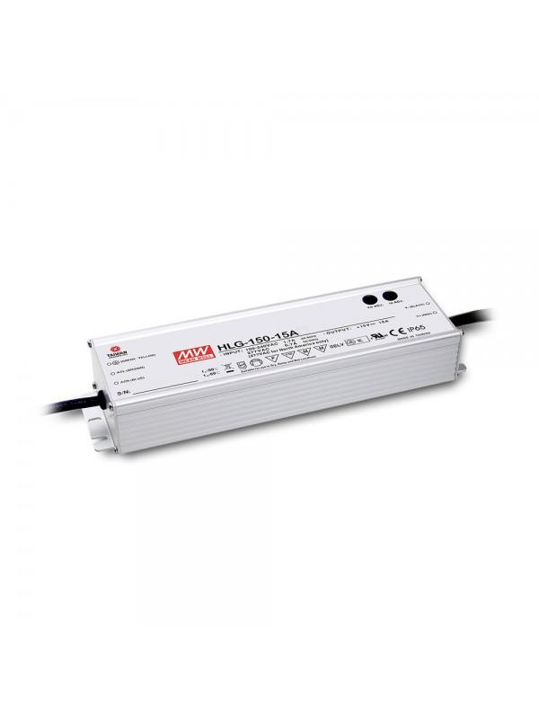 HLG-150H-15C Zasilacz LED 150W 15V 10A