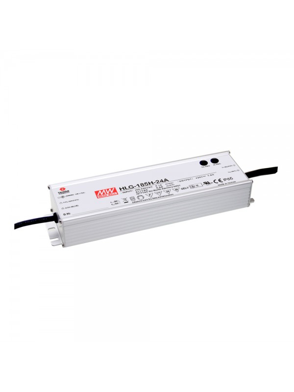 HLG-185H-54 Zasilacz LED 185W 54V 3.45A