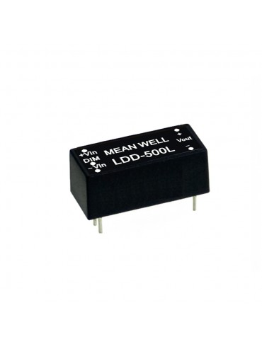LDD-500LW Driver LED DC/DC 9~36V/ 2~32V 0.5A
