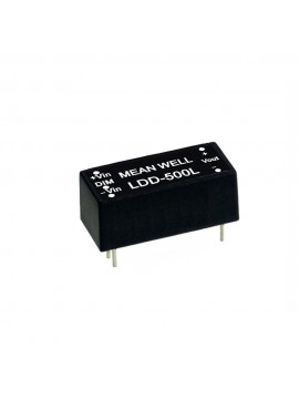 LDD-600LW Driver LED DC/DC 9~36V/ 2~32V 0.6A