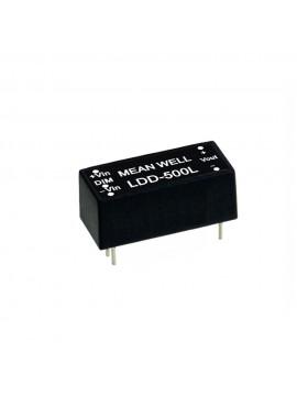 LDD-600HS Driver LED DC/DC 9~56V/ 2~52V 0.6A