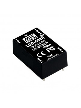 LDH-45A-500 Driver LED DC/DC 9~18V/ 12~86V 0.5A
