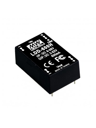 LDH-45A-1050 Driver LED DC/DC 9~18V/ 12~43V 1.05A